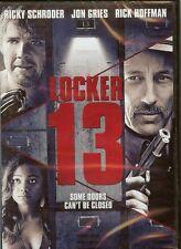 LOCKER 13 - DVD - NEW - FAST FREE SHIPPING !!!