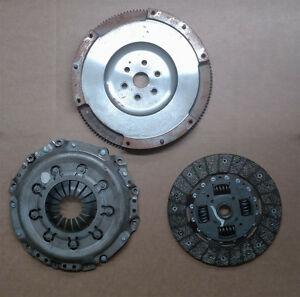 OEM Clutch Kit and Flywheel 2001-2004 Ford Escape 2.0
