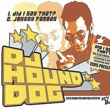 Did I Say That? [Single] by DJ Hound Dog (CD, Jan-2003, Full Circle...