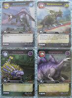 Dinosaur King TCG Choose 1 Series 1: Base Set Colossal Rare Foil Card from List