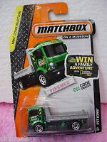 Matchbox MBX Construction Power Grab Box Power Lift W//Moving Lift 1:64