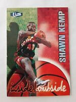 1997-98 Ultra Inside/Outside SHAWN KEMP #I/O11 Seattle Supersonics