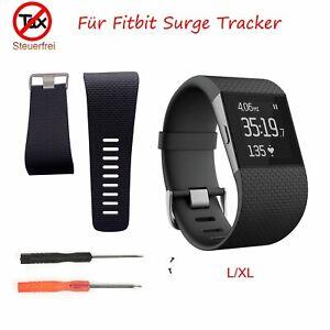 Für Fitbit Surge Tracker Uhrenarmband Uhrenarmband Strap Ersatz Neu