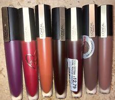 7 X L'Oréal Paris Lipstick Each 70 Ml , Trending $13 Each