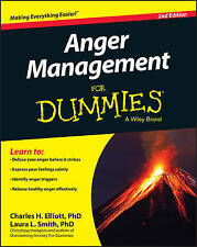 Anger Management for Dummies, Second Edition by William D. Gentry, Consumer Dum…