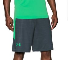 Under Armour Men's Heatgear UA Raid Printed 10 in. Shorts/ size: Small