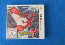 Pokémon Y (Nintendo 3DS Spiel, 2013, Keep Case)