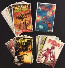 ROCKET RACCOON #1-11 Comics GROOT #1-6 ROCKET & GROOT #1-10 Skottie Young GOTG