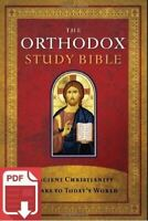 The Orthodox Study Bible Ancient Christianity Speaks ... [P-Ð-F´]