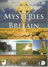 MYSTERIES OF BRITAIN - 3 DVD BOX SET - BRITAIN BEFORE THE ICE & MORE