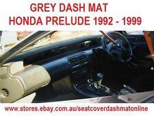 DASH MAT, DASHMAT, DASHBOARD COVER FIT  HONDA PRELUDE  92-96   GREY