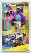 JAM 'N GLAM CHRISTIE FRIEND OF BARBIE AFRICAN AMERICAN AA EVER FLEX WAIST NRFB