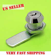 KEY CAM LOCK CABINET BOX DRAWER TOOL MAILBOX CUPBOARD DESK SAFE # 250.20.01.50
