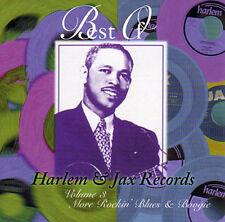 V.A. - BEST OF HARLEM & JAX RECORDS Vol. 3 CD