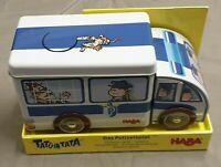 Haba Tatü Tata - Das Polizeispiel - Kinderspiel Gesellschaftsspiel - unbespielt