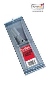 Swivel Pole Sander Head Heavy Duty Aluminium GRP/Fibreglass/Wall Roofing ProDec