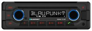 Blaupunkt Doha 112 BT CD/MP3-Autoradio mit Bluetooth AUX-IN USB - Doha 112BT