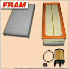 SERVICE KIT for PEUGEOT 308 1.6 HDI SW FRAM OIL AIR CABIN FILTERS (2007-2010)