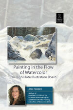 Painting in the Flow of Watercolor - Ann Pember - Art Education DVD