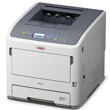 OKI B731dnw (A4) Mono Workgroup Laser Printer (Duplexed/Networked/Wireless)