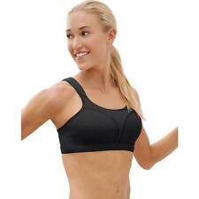 666e74d99996e Champion 1602 Spot Comfort Max Support Molded Cup Sports Bra 42 DD Black  42dd
