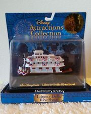 Disney Die cast Toy collectible  LIBERTY BELL looks like Mark Twain  IN BOX NEW