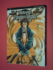 BLADE OF THE PHANTOM MASTER- N° 2- DI:SHIN ANGYO ONSHI- MANGA J POP - nuovo