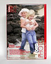 Ilford Photo Inkjet Photo Paper GLOSS A4 20 Sheets
