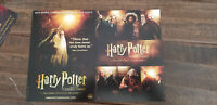 2019 SDCC COMIC CON EXCLUSIVE HARRY POTTER AND THE CURSED CHILD PROMO CARD