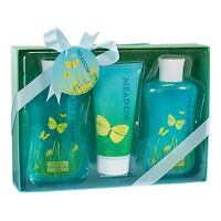 Bath & Body Gift Box w Body Lotion Bubble Bath Shower Gel, Lotion Set for Women