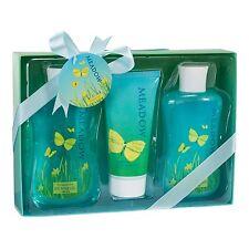 Meadow Bath Spa Gift Box, Shower Gel,Bubble Bath,Body Lotoin