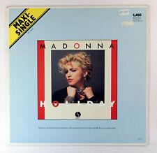 """Madonna - Holiday (12"""" Maxi-Single - German Pressing)"""