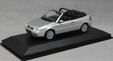 Minichamps Maxichamps Volkswagen VW Golf Mk4 MkIV Cabriolet in Silver 940058331