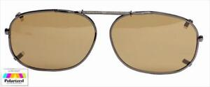 Expanding Clip On Unisex Sunglasses Polarized Polarised Sunglasses Fishing