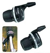 Microshift 5 Speed Shifters Pair Twist Shift