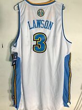 Adidas Swingman NBA Jersey Denver Nuggets Lawson White sz XL