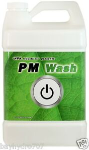 NPK Industries PM Wash Powdery Mildew Mold Remover Quart SAVE $$ W/ BAY HYDRO $$