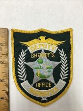 Manatee County Florida Sheriff's shoulder patch law enforcement