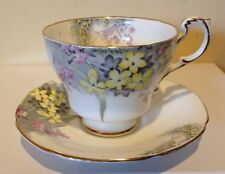 VINTAGE PARAGON CUP WITH  SAUCER