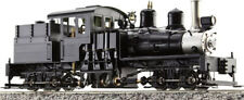 Accucraft AC77-217 28-Ton Class B Shay, Oil Burning Version, Live Steam, 1:20.3