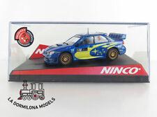 NINCO 50431 SUBARU WRC 2006 RALLY ARGENTINA #5 - NUEVO - SLOT SCALEXTRIC
