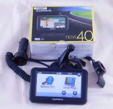 Garmin Nuvi 40LM Automotive GPS w/Latest Maps!