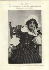 1898 Miss Constance Collier In The Conquerors St James's Theatre