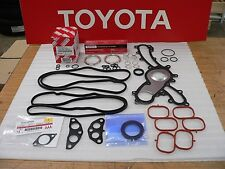 OEM Toyota Timing Cover Reseal Kit 2GRFE 3.5L V6 Save / 20 Different Parts #'s