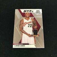 2019-20 Mosaic LEBRON JAMES #298 MVP Cleveland Cavaliers ~JN01A