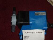 ACCO UNLIMITED CORP. metering pump model #LPD4MVTCZA73