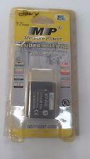 Multiple Power Video Camera Battery MP-FRI.   Compatible Sony DSC-P100/P150....