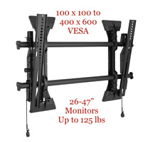 "Chief MTM1U Professional Tilting TV Wall Mount for up to 47"" Monitor Displays"
