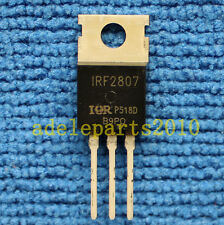 10pcs IRF2807 IRF2807PBF 75V 82A MOSFET TO-220