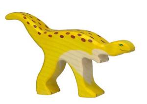 HOLZTIGER 80337: Staurikosaurus Dinosaur, Collectable Wooden Toy NEW